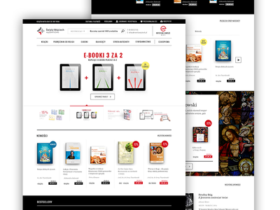 homepage for the catholic internet bookstore
