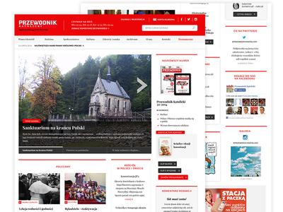 """""""The Catholic Guide"""" magazine website"""