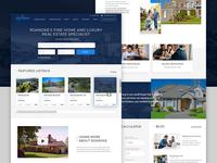 Real Estate Specialist  🏡  - webdesign