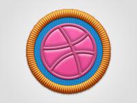 Icon Dribbble