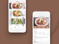 Cooking App concept