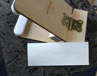 Artisans Custom Paper Embosser