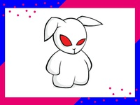 Rabbit Vector Logo