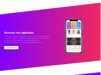 App Store Website Design