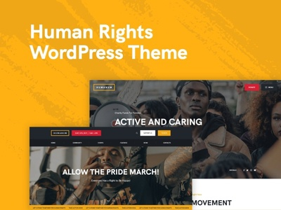 Humanum - Human Rights WordPress Theme human rights blog wordpress theme blog wordpress design webdesign wordpress themes web design wordpress wordpress theme