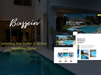 Bassein | Swimming Pool Service WP Theme