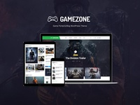 Gamezone | Gaming Blog & Store WP Theme