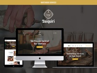 Daiquiri | Bartender Services & Catering WP Theme