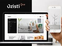 Ozisti | Augmented Reality, AR WooCommerce WordPress Theme