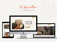 Avventure   Personal Travel & Lifestyle Blog WordPress Theme