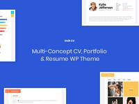 ShiftCV - Blog \ Resume \ Portfolio \ WordPress Theme