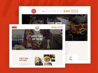 Street Food Festival & Fast Food Delivery WordPress Theme