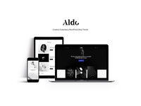 Aldo   Gutenberg Blog WordPress Theme