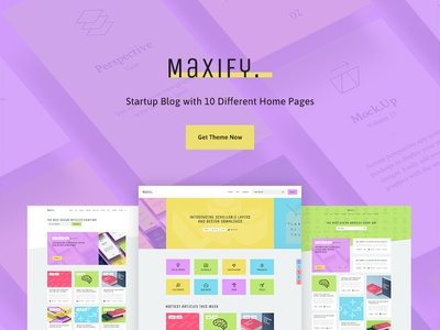 Maxify - Startup & Business Blog WordPress Theme web design wordpress blog theme webdesign wordpress theme wordpress design wordpress themes wordpress magazine editorial corporate clean business blogging blog agency blog wordpress theme startup blog wordpress theme startup wordpress theme business blog wordpress theme