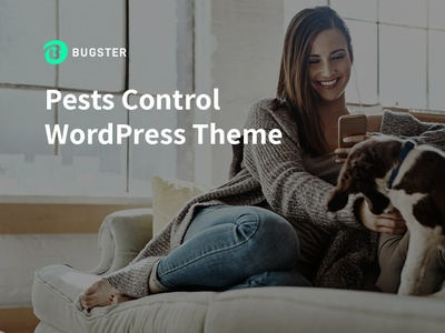 Bugster   Bugs & Pest Control WordPress Theme for Home Services design wordpress themes webdesign wordpress design wordpress web design wordpress theme