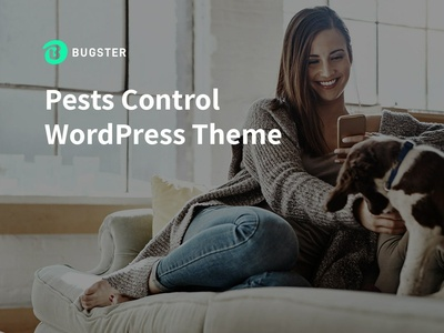 Bugster | Bugs & Pest Control WordPress Theme for Home Services design wordpress themes webdesign wordpress design wordpress web design wordpress theme