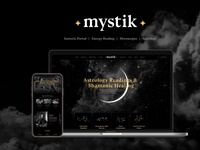 Mystik | Astrology & Esoterics Horoscope WordPress Theme