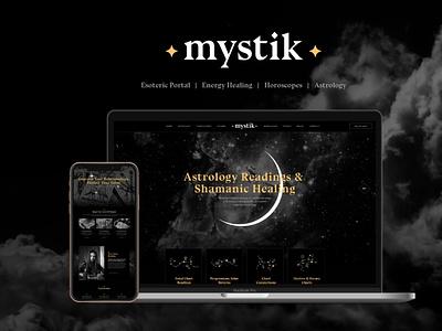 Mystik | Astrology & Esoterics Horoscope WordPress Theme wordpress design blog webdesign wordpress themes web design wordpress wordpress theme