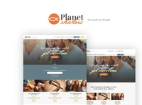 Planet Shakers | Church & Religion WordPress Theme