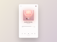 Music Player - Daily UI Challenge #009