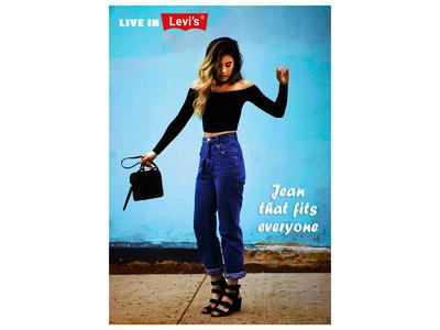 Levis jeans teaser ad
