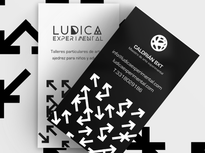 Branding black and white