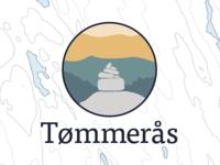 Tømmerås - 'Østmarka' map project