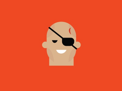Sagat – Player 2 red vector cute retro product designer typography character design sagat street fighter flat colour illustration