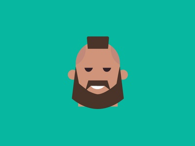 Zangief –Player 2 zangief green vector cute retro product designer typography character design street fighter flat colour illustration