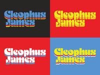 Cleophus James Logos —In Progress