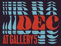 Gallery5 Calendar Poster