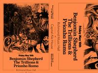 Ben Shepherd Album Release