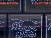 Dharma Bombs Album Art WIP
