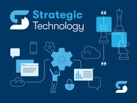 Strategic Technology: Brand Identity