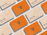 Velocipede Business Cards