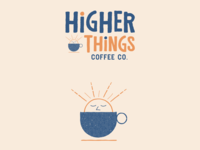 Higher things coffee co