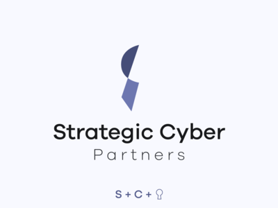 Strategic Cyber Partners - Logo Design
