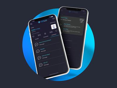 DownloadPlayer Remote - Store Control appdesign app design ux ui music
