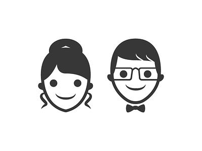 Wedding Couple icon couple wedding