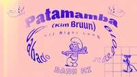 Patamamba at Banh Mi - Flyer Design