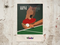 Game and Sets - Posters