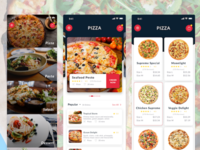 Custom Pizza UI