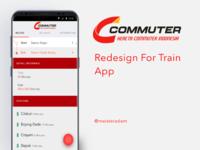 Commuter line app