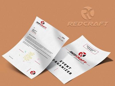 Event Management Company Logo Design mockup creative 2d management event professional business design branding brand logos logo