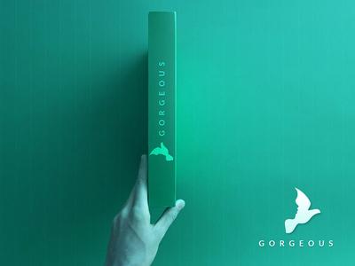 Gorgeous Brand Logo Mockup Design logo modern fly design mockup green nice clean graphic branding