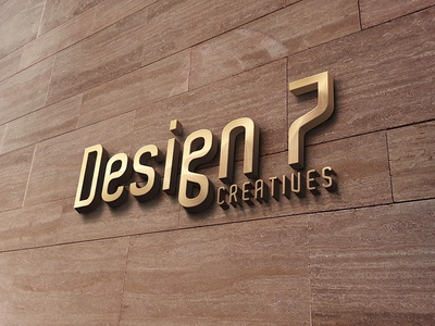 Design7 Creatives Logo/Mockup Design identity logos 3d design mockup creatives graphic branding brand creative logo