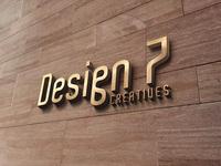 Design7 Creatives Logo/Mockup Design