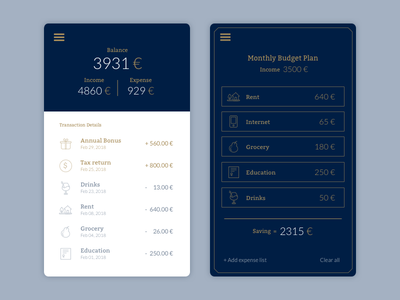 Daily UI Challenge #004 #calculator #budgetplanner icon icondesign calculator uicollection appdesign designinspiration webdesigner uxdesign uidesign interfacedesign ux ui