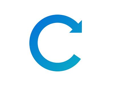 Crypterval Logo crypto branding logo