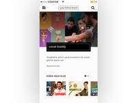 Cay Kahve Insan Youtube Startup Channel Concept App Design